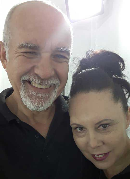 Jan & Sharon